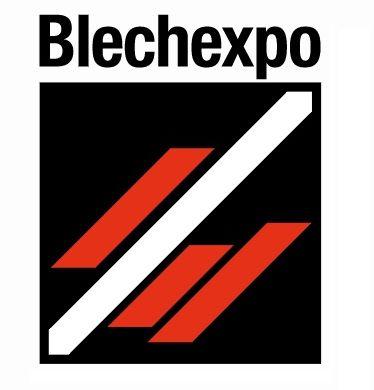 Logo Blechexpo 01