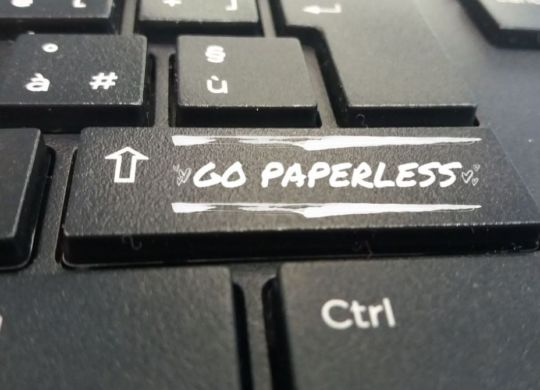 SARIV_Go paperless