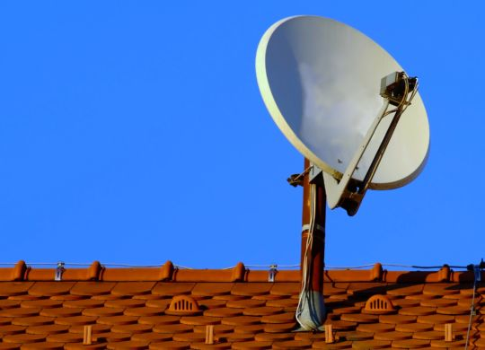 Rivets-Satellite-Dish
